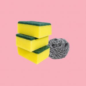 Sponges and Scours